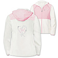 Hearts Of Hope Women's Hoodie