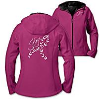 Wings Of Hope Women's Jacket