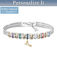 kathy ireland A Mother's Love Personalized Bracelet