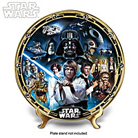 STAR WARS Masterpiece Collector Plate