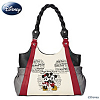 Disney Friendship Forever Tote Bag