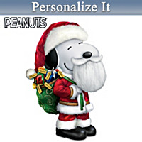 Here Comes Snoopy Personalized Sculpture