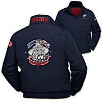 Devil Dogs Men's Jacket
