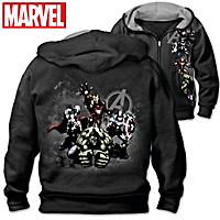 MARVEL Avengers Men's Hoodie