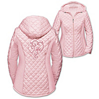 Heart Full Of Hope Women's Jacket