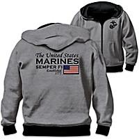 USMC Men's Hoodie
