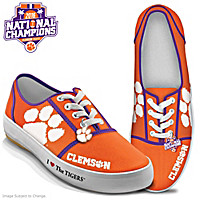 Tigers 2016 National Champions Sneakers