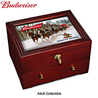 Budweiser: King Of Beers Strongbox