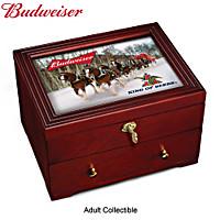 Budweiser: King Of Beers Strongbox