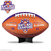 Tigers 2016 National Champions Football
