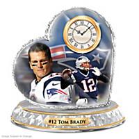 Tom Brady Clock