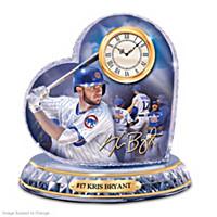 Kris Bryant Clock