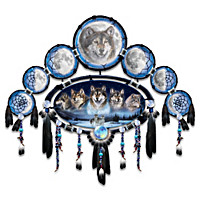 Moonlit Spirits Wall Decor