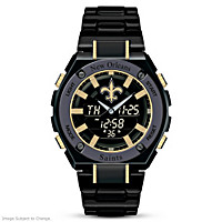 It's Saints Time! Men's Watch