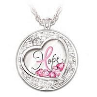 Celebration Of Hope Pendant Necklace