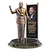 Rev. Martin Luther King Jr. Commemorative Sculpture