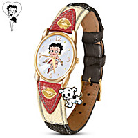 Betty Boop Women's Watch