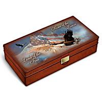 The Flights Of Freedom Keepsake Box