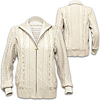 Irish Blessing Women's Jacket