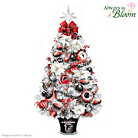 Atlanta Falcons Tabletop Tree