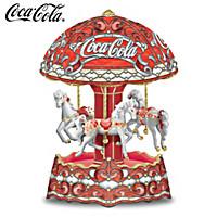 COCA-COLA Musical Carousel