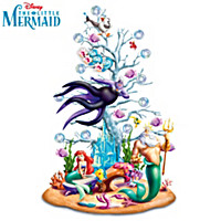 Disney The Little Mermaid Tabletop Tree