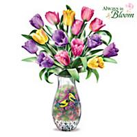 Springtime Splendor Table Centerpiece