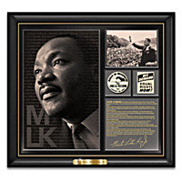 I Have A Dream Tribute Wall Decor