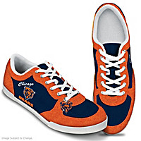 Chicago Bears #1 Fan Women's Shoes