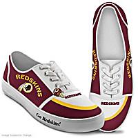 Washington Redskins #1 Fan Women's Shoes