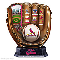 St. Louis Cardinals Glove Sculpture