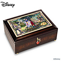 Disney's Snow White Music Box