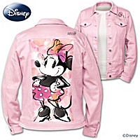 Disney Pretty & Pink Women's Jacket