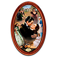GONE WITH THE WIND Collector Plate