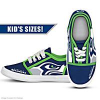 Seattle Seahawks Kid's Shoes
