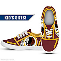 Washington Redskins Kid's Shoes