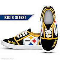 Pittsburgh Steelers Kid's Shoes