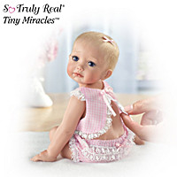 Tiny Miracles Hailey Needs A Hug Doll
