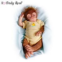 Little Jala Monkey Doll
