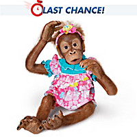 Lollie Monkey Doll