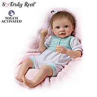 Alyssa's Happy Feet Baby Doll