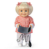 Nurses Can Handle the Pressure Child Doll