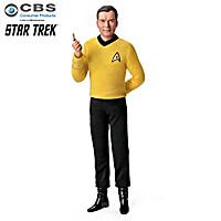 Captain Kirk Figure