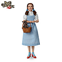 Dorothy, Over The Rainbow Portrait Doll