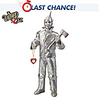 The Tin Man Portrait Doll