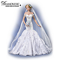 Sparkling Promise Bride Doll
