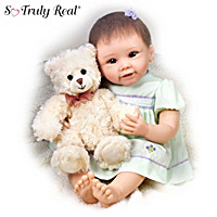 Lily And Gracie Bear Baby Doll