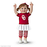 Sooner Girls Have More Fun! Child Doll