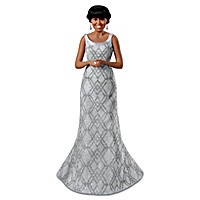 Michelle Obama At The Oscars Fashion Doll
