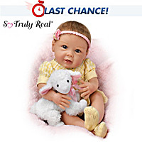 Littlest Lamb Baby Doll